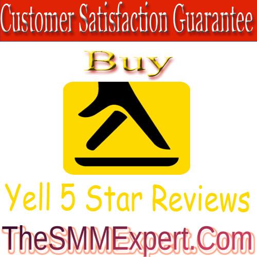 Buy Yell Reviews